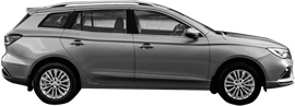 MG5 EV Exclusive 61.1KW