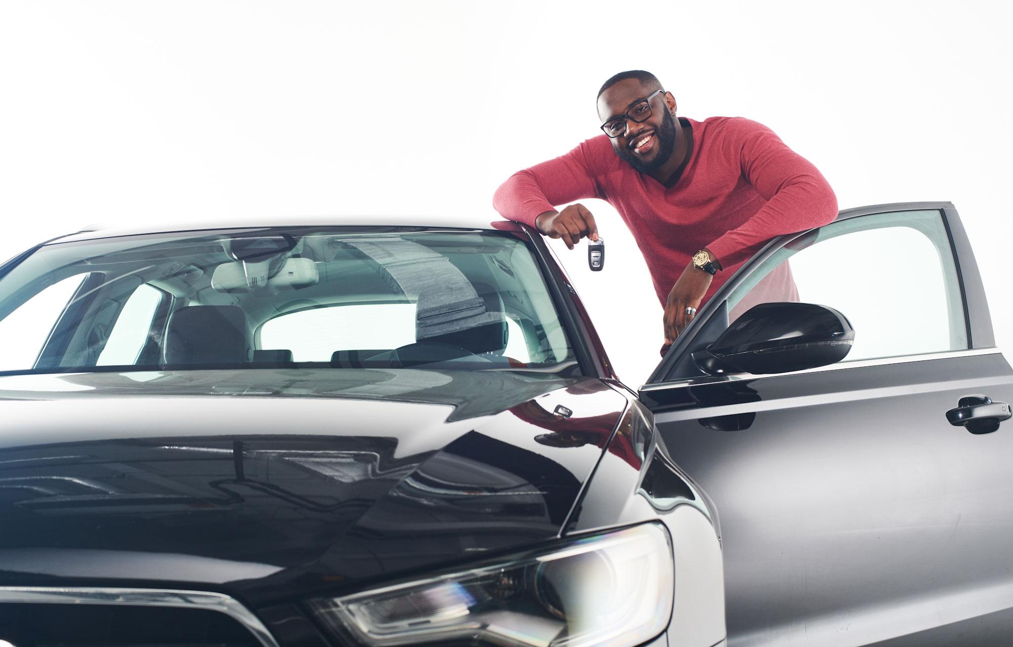 PCO Car for Bolt